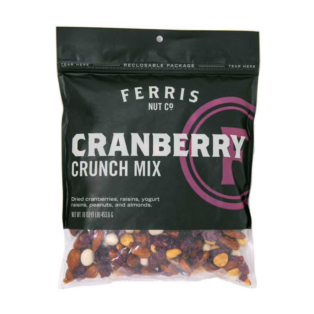 Cranberry Crunch Mix
