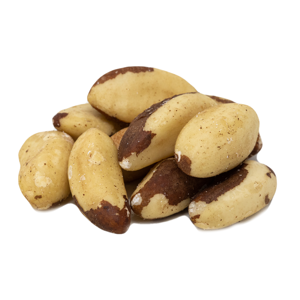 Brazil Nuts, Whole (Raw) 10 oz.