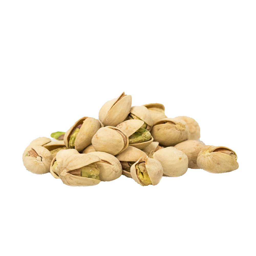 Pistachios (Roasted Salted) 10 oz.