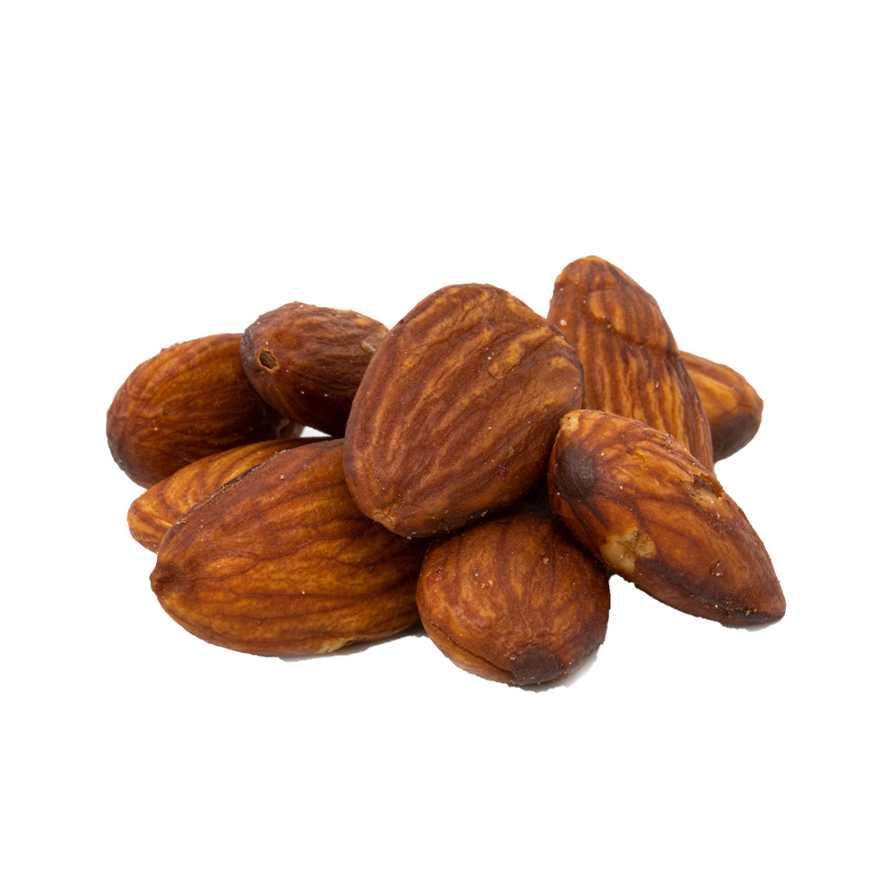 Almonds, Whole (Raw) 16 oz.