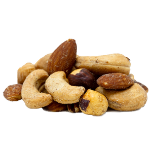 Deluxe Mixed Nuts (Roasted Salted) 10 oz. - Ferris Coffee & Nut Co.