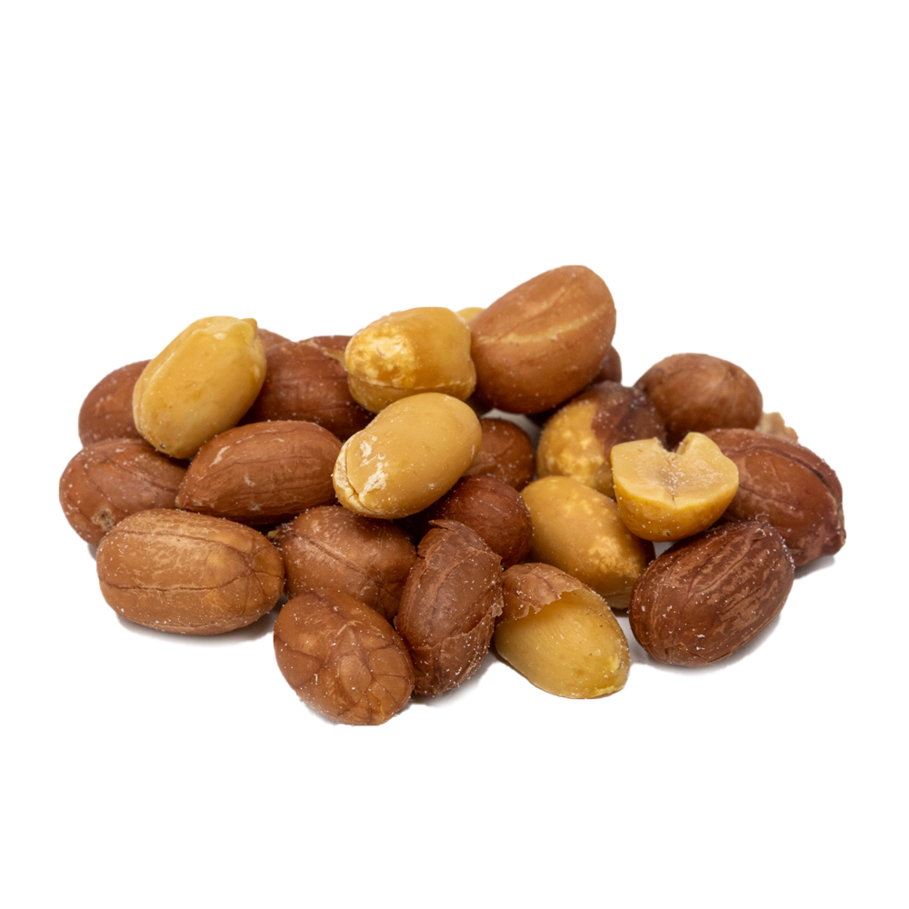 Spanish Peanuts (Roasted Salted) 10 oz.