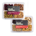 ferris nuts, salad topper kits duo