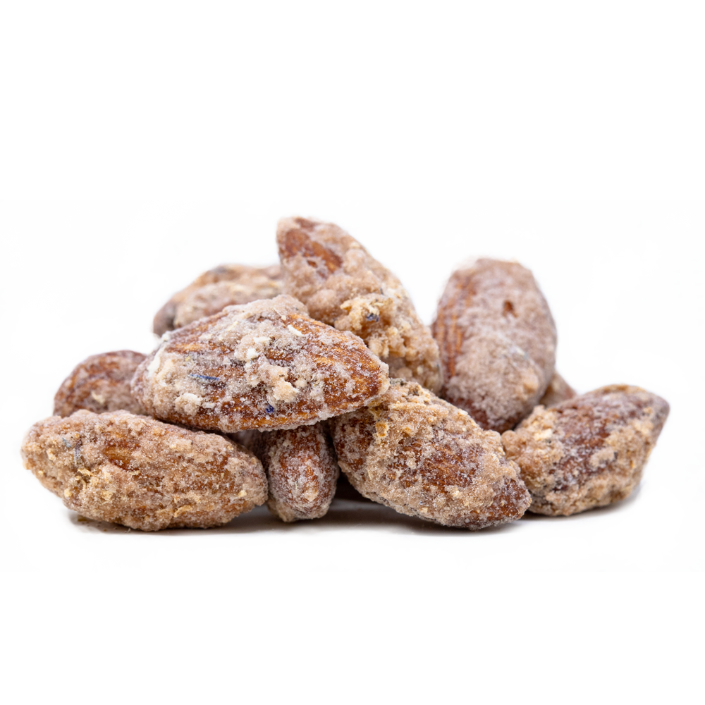 Coconut Lavender Almonds 3.85 oz.