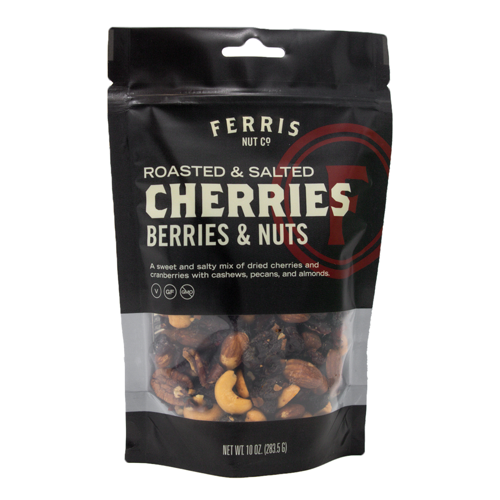 ferris nuts, cherries, berries, and nuts, 10-ounce