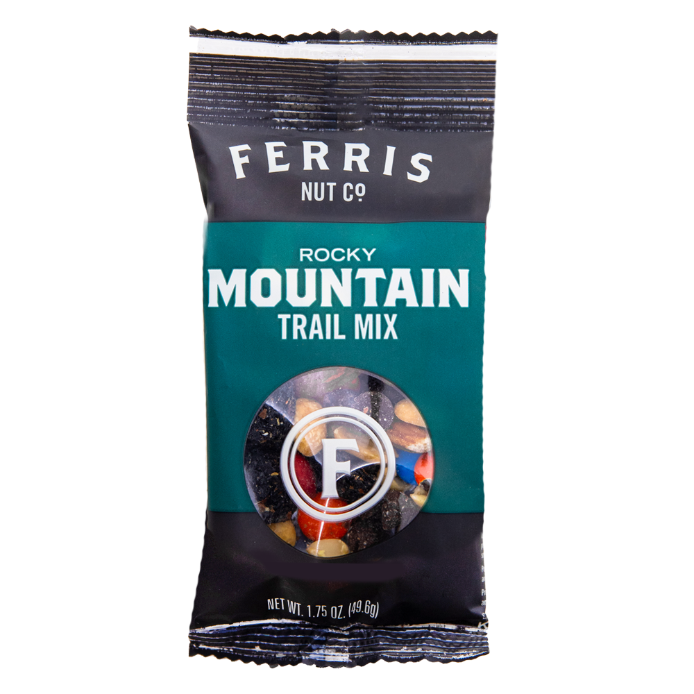ferris nuts, roasted salted cashews grab and go, 1.75-ounce