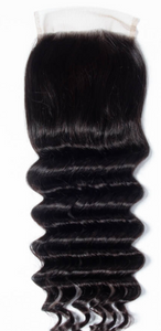 Indian Exotic Wave Lace Closure