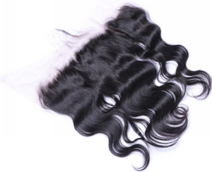 "Brazilian"" Luxurious"" Body Wave Lace Frontal"