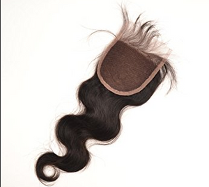 "Brazilian"" Luxurious"" Body Wave Lace Closures"
