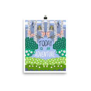 Today is an Adventure - Edith May Designs