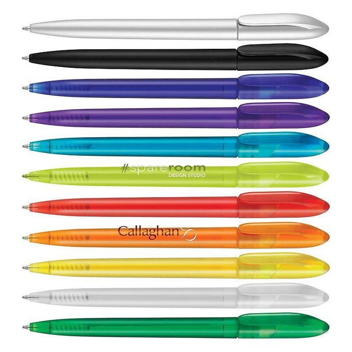 Supersaver Twist Frost Ballpen