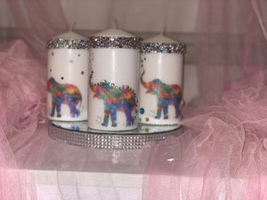 Exclusive Themed Candles (set of 3)