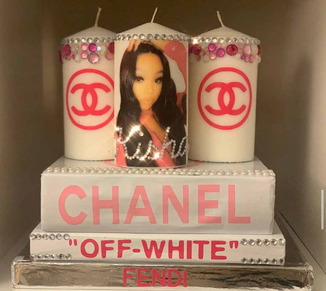 Exclusive Custom Candles
