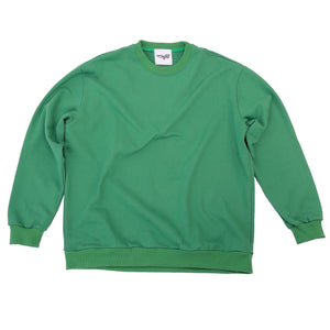 CHERRY DISCOTHEQUE - TOO SAINT SWEATER IN EMERALD GREEN