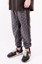 Load image into Gallery viewer, CHERRY DISCOTHEQUE - MULTI LOGO PRINT SWEATPANTS