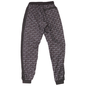 CHERRY DISCOTHEQUE - MULTI LOGO PRINT SWEATPANTS