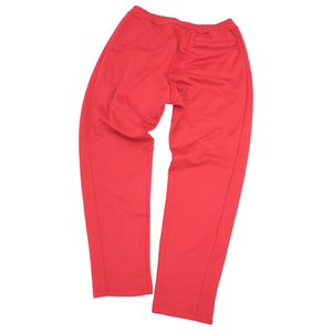 CHERRY DISCOTHEQUE - JOGGER PANTS IN RED