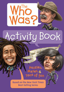 Who Was? Activity Book