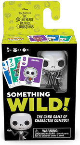 Something Wild! The Nightmare Before Christmas Card Game