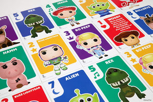 Something Wild! Toy Story Card Game