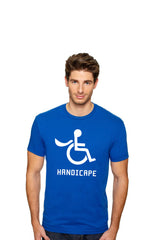 Handicape T-Shirt Mens