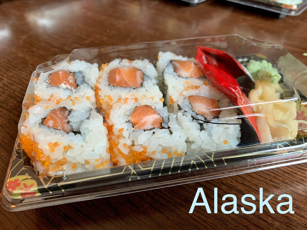 Alaska Roll (6pcs) - Sense Foods