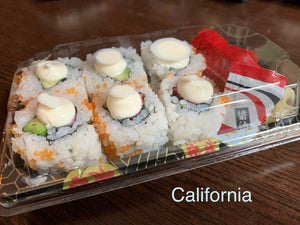 California Roll (6pcs) - Sense Foods