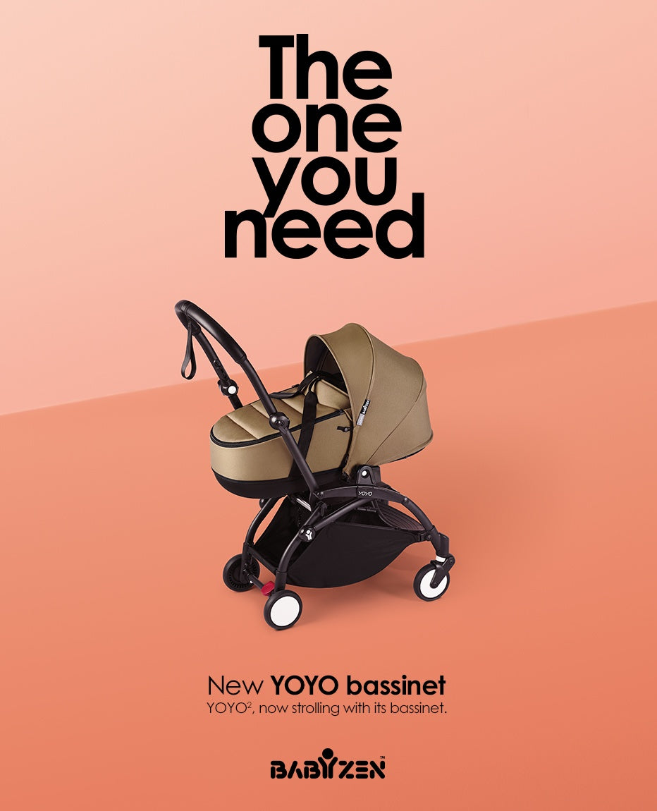 Babyzen YOYO bassinet - the one that you need
