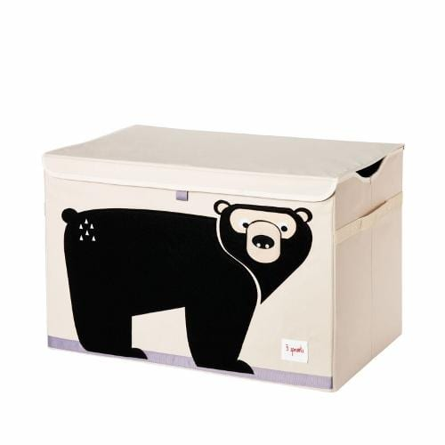3 Sprouts Bear Storage Chest