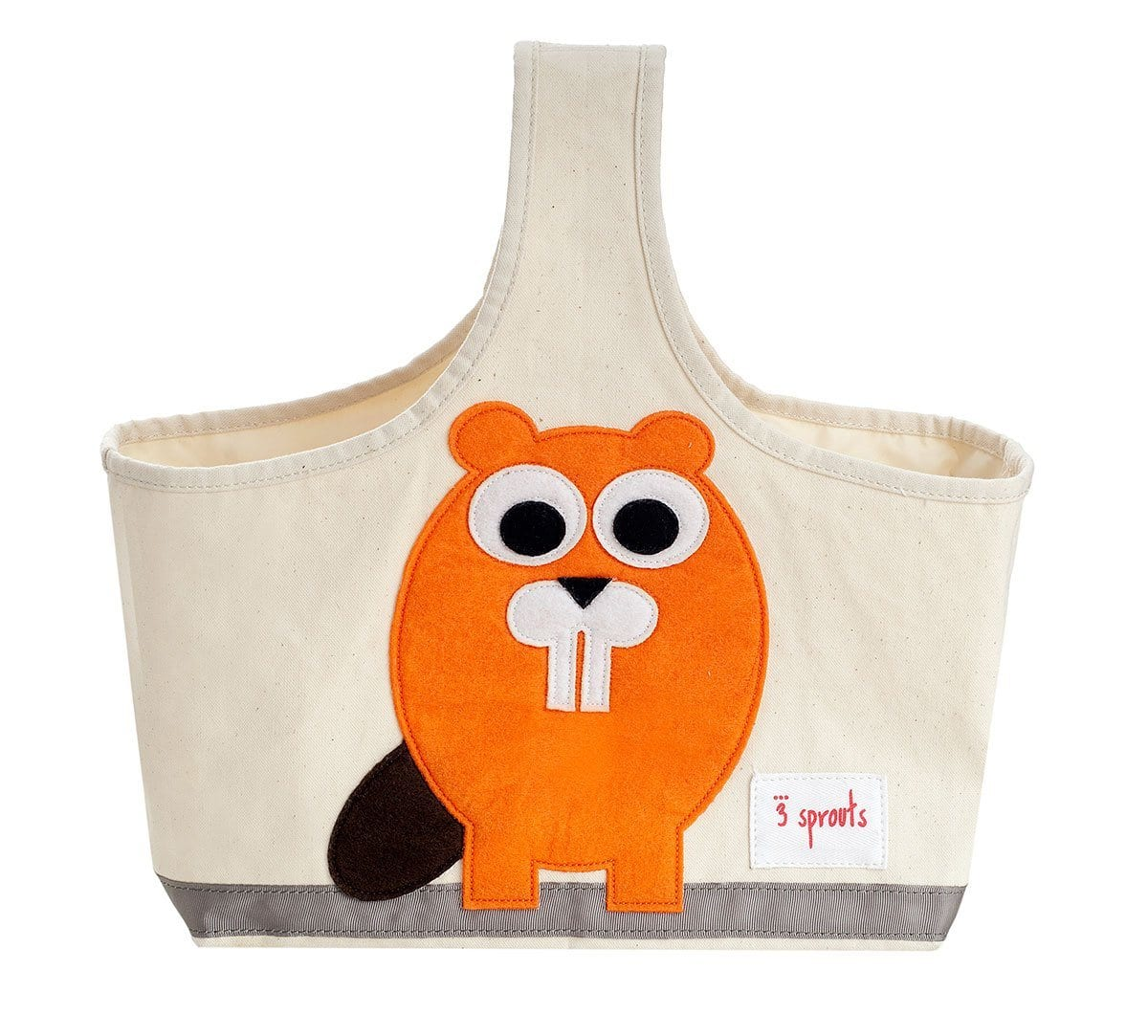 3 Sprouts Beaver Storage Caddy - huggle