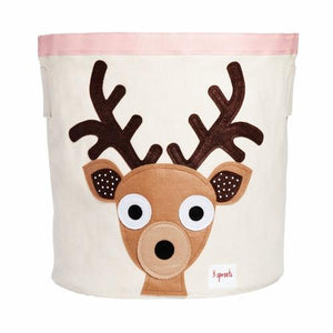 You added <b><u>3 Sprouts Brown Deer Storage Bin</u></b> to your cart.