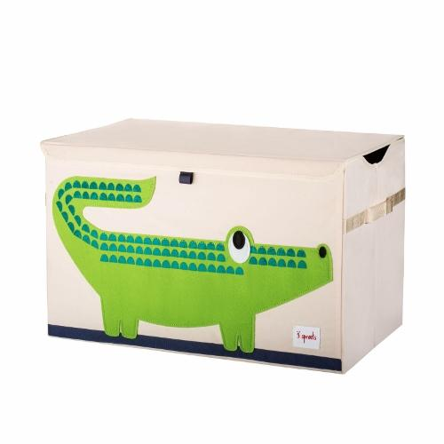 3 Sprouts Crocodile Storage Chest