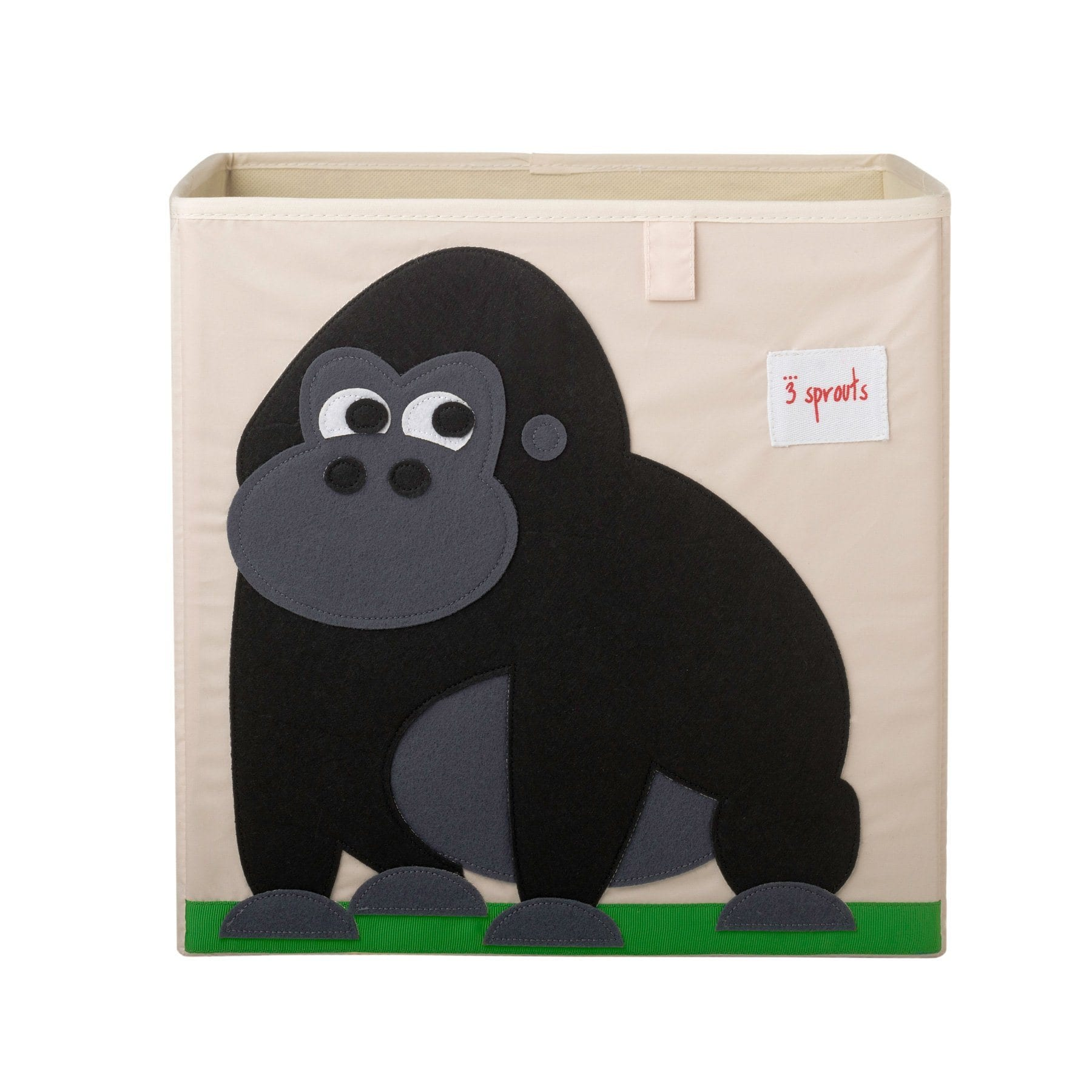 3 Sprouts Gorilla Storage Box - huggle