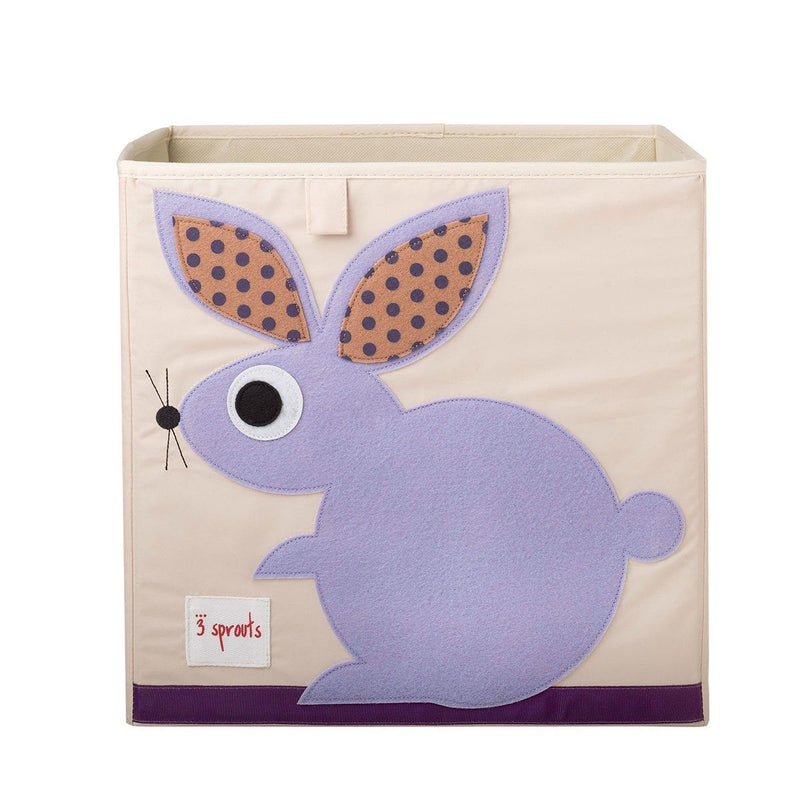 3 Sprouts Rabbit Storage Box - huggle