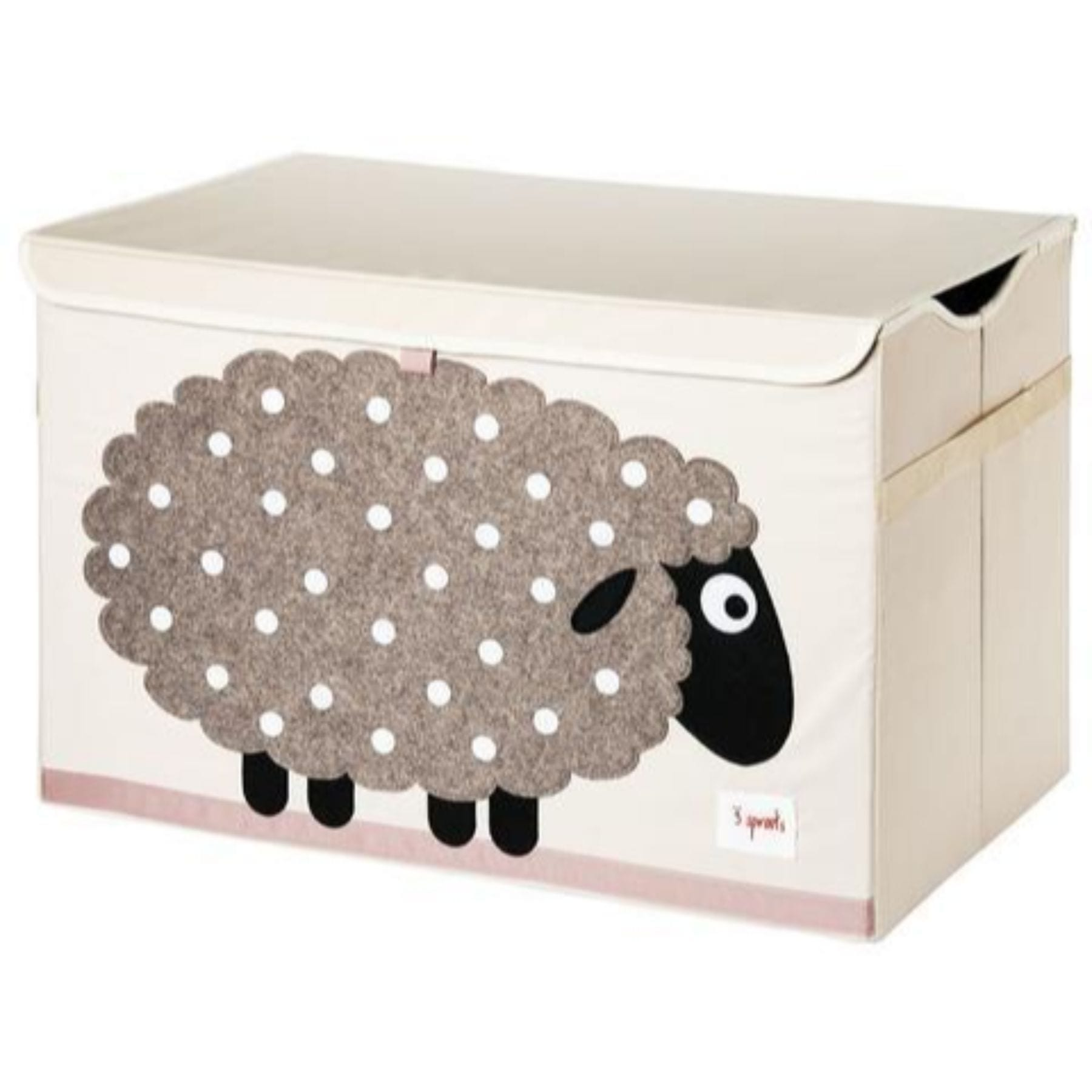 3 Sprouts Sheep Storage Chest