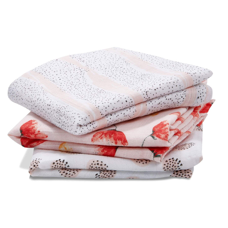 Aden & Anais 3 Pack Muslin Squares - Picked For You