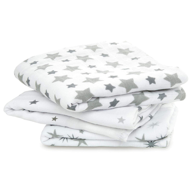 Aden & Anais 3 Pack Muslin Squares - Twinkle