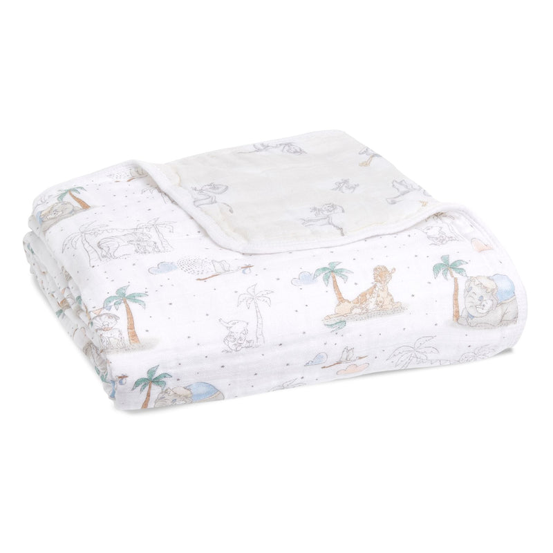 Aden & Anais Classic Dream Blanket - Disney My Darling Dumbo
