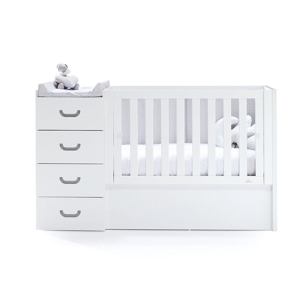 Alondra Infantil Just Joy Convertible Crib - huggle