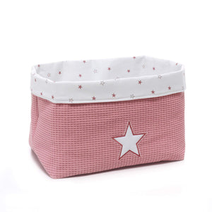 You added <b><u>Alondra Padded Baby Basket - Pink Star</u></b> to your cart.