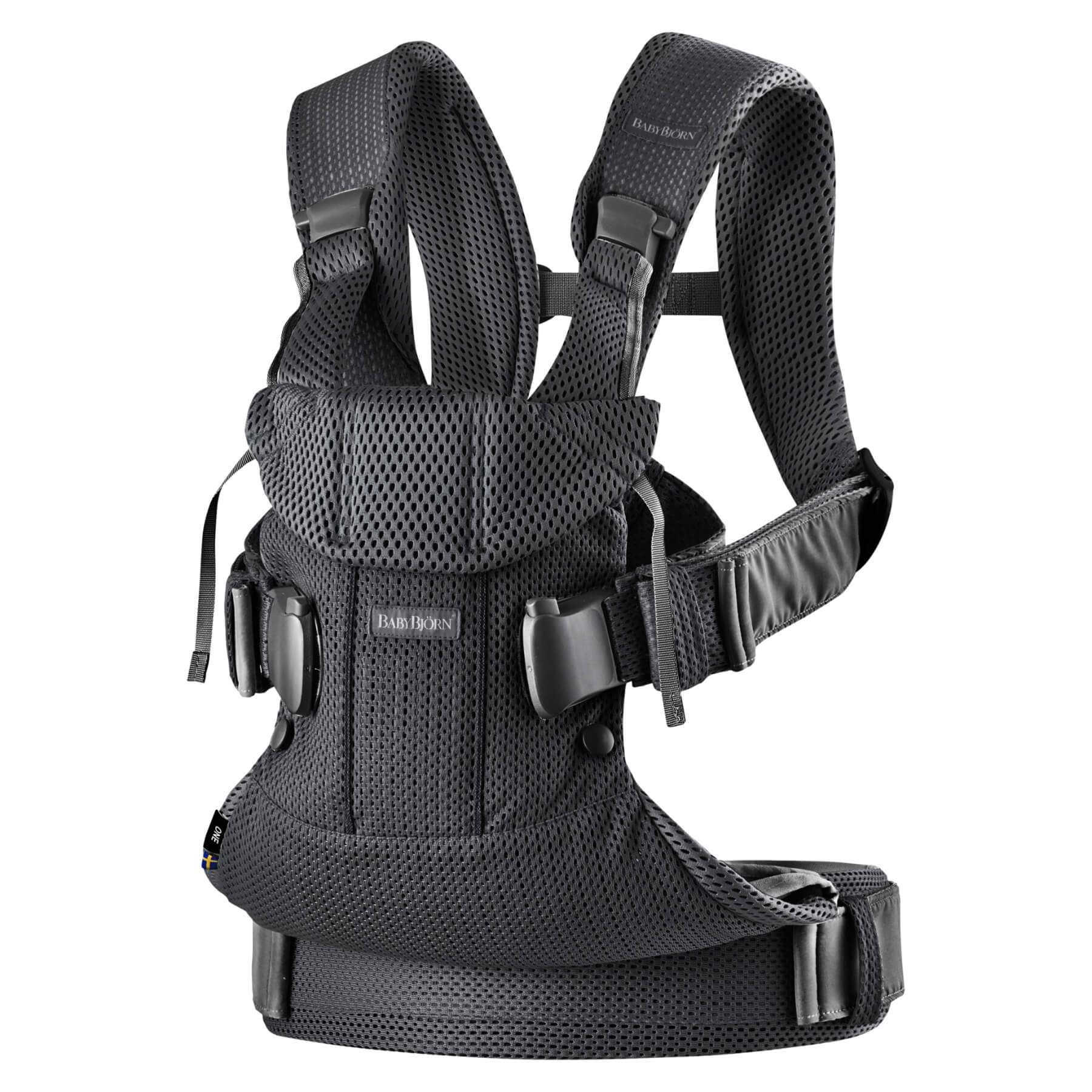 Baby Bjorn Baby Carrier One Air - Black