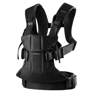 You added <b><u>Baby Bjorn Baby Carrier One - Black</u></b> to your cart.