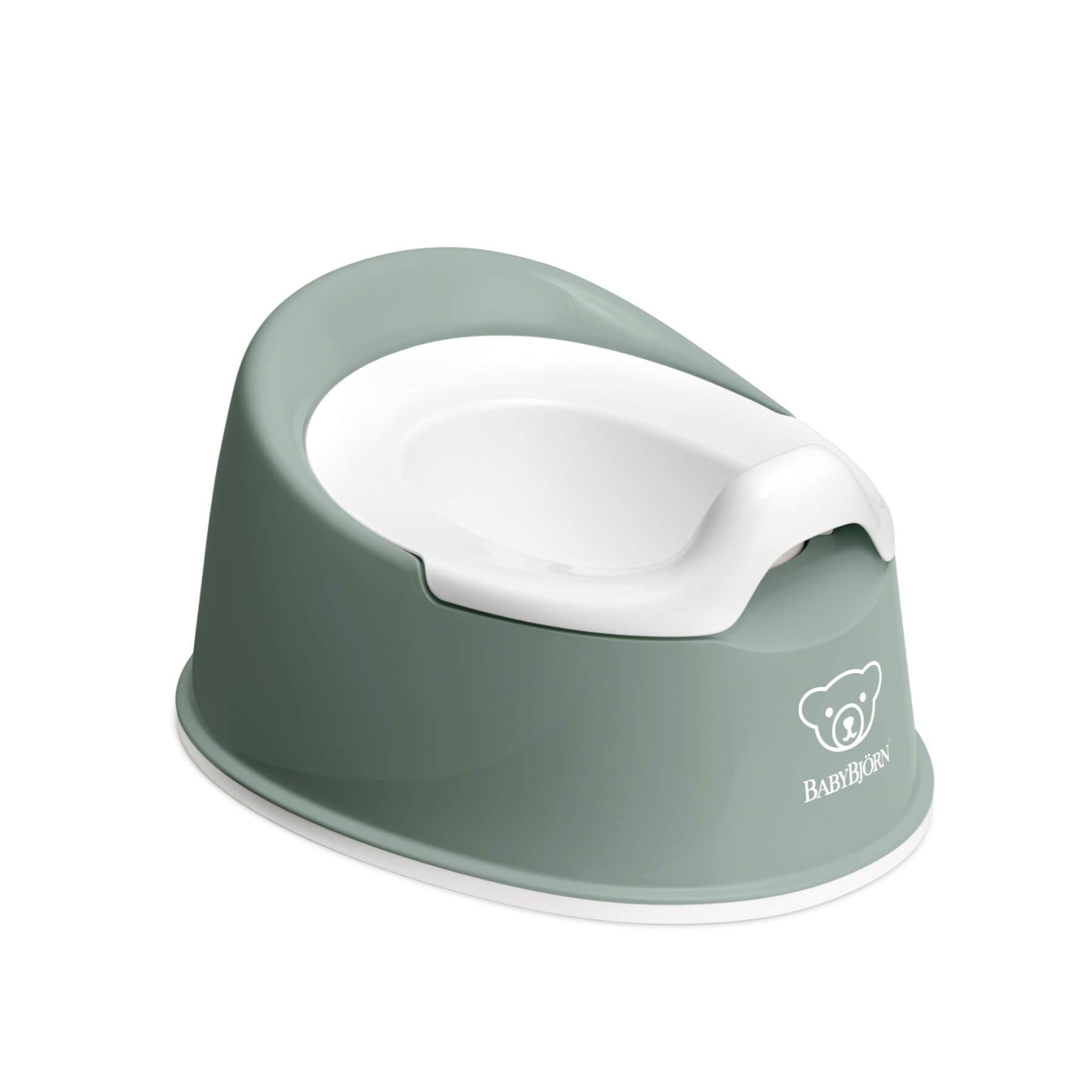 Baby Bjorn Smart Potty - Deep Green