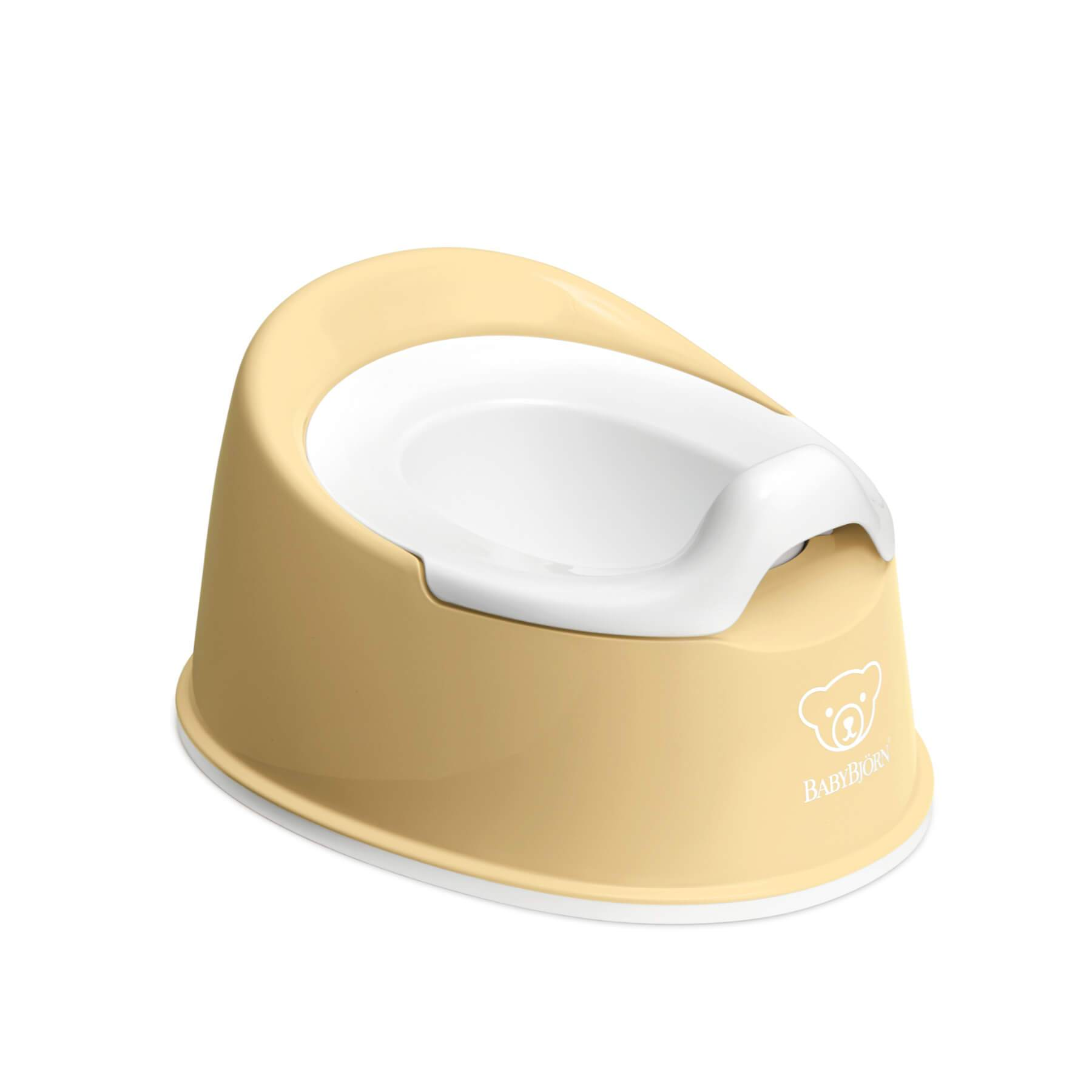 Baby Bjorn Smart Potty - Powder Yellow
