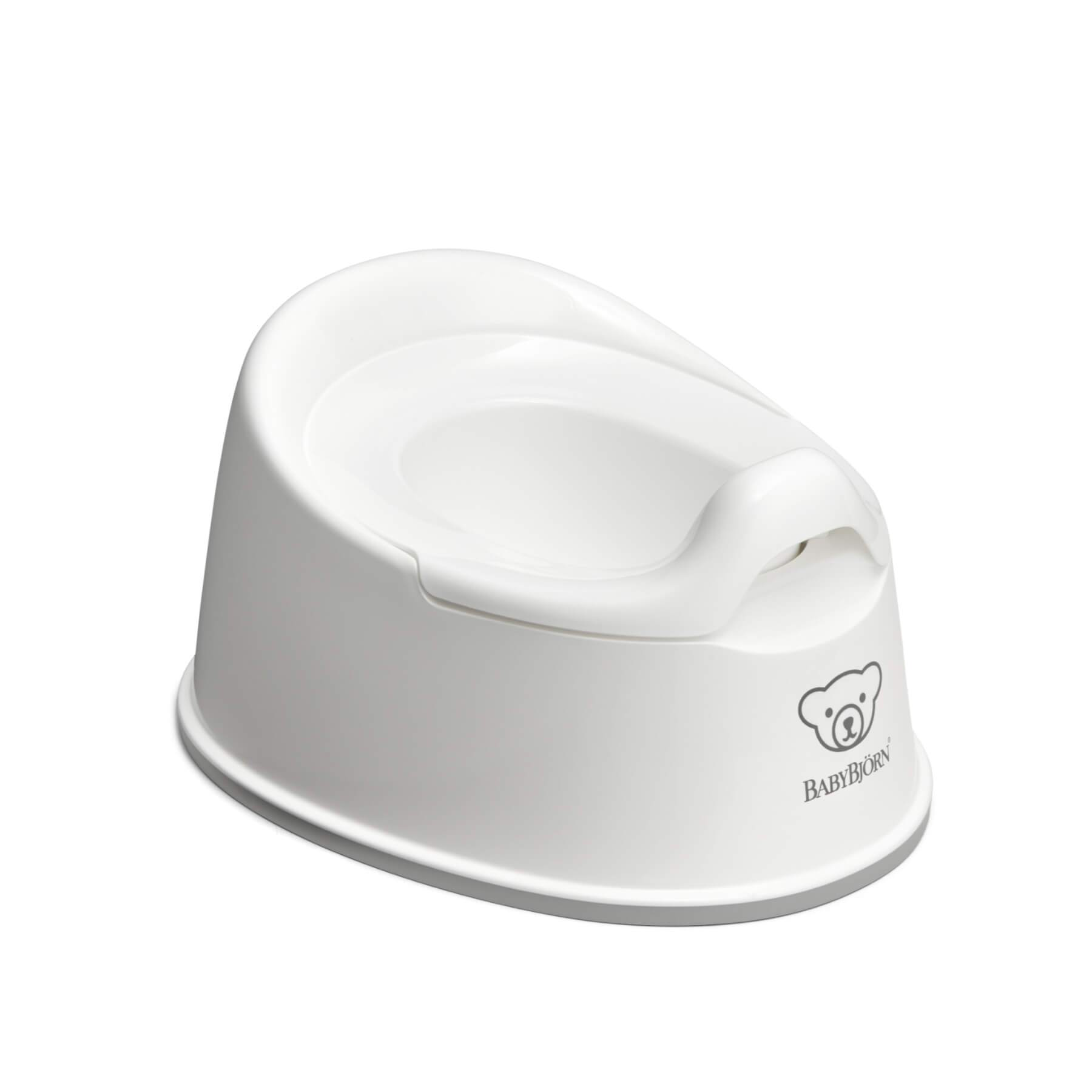Baby Bjorn Smart Potty - White