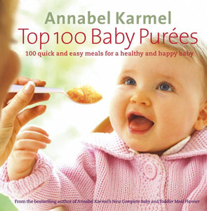 You added <b><u>Bookspeed Annabel Karmels Top 100 Baby Purees</u></b> to your cart.