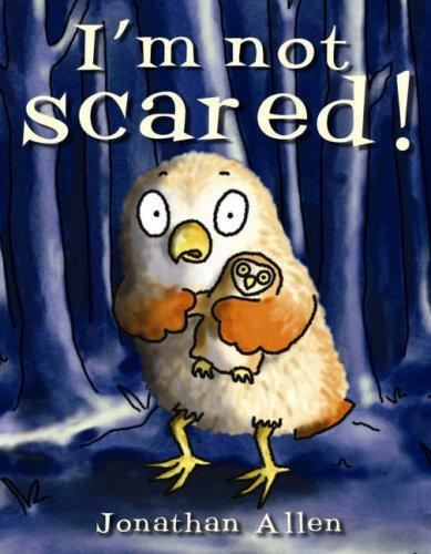 Bookspeed Im not scared (Board Book)