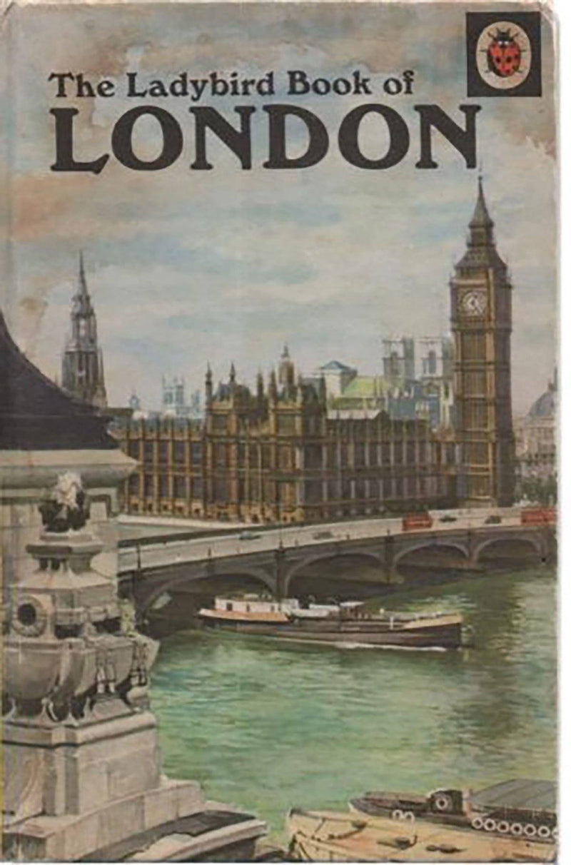 Bookspeed Ladybird Book of London - huggle