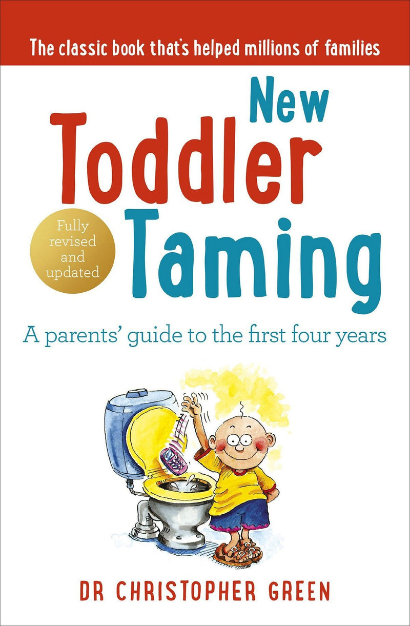 Bookspeed New Toddler Taming - huggle