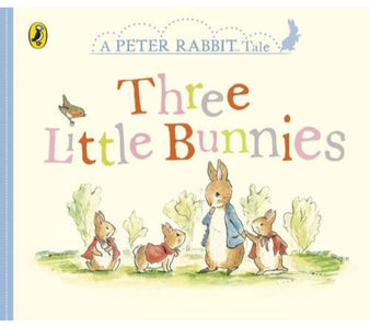 You added <b><u>Bookspeed Peter Rabbit - Three Little Bunnies (board book)</u></b> to your cart.